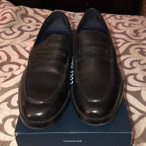 dae5dfd64d3 Cole Haan Other - Cole Haan Hamilton Grand Penny loafer with box